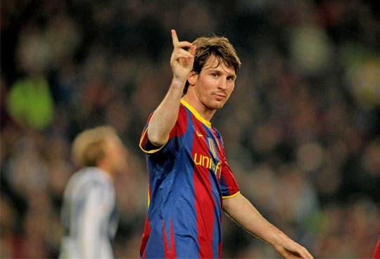 Messi no jugará ante Italia