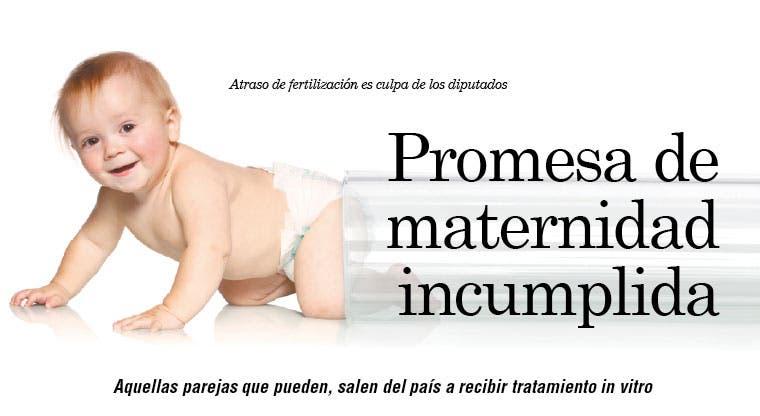 Promesa de maternidad incumplida