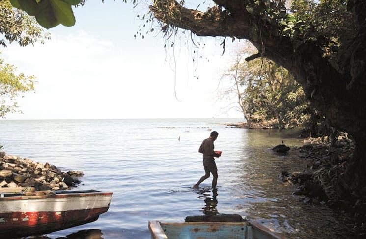 2014: Inicia obra de canal en Nicaragua