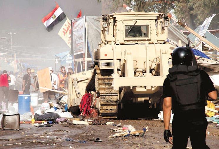 Egipto se hunde en el caos