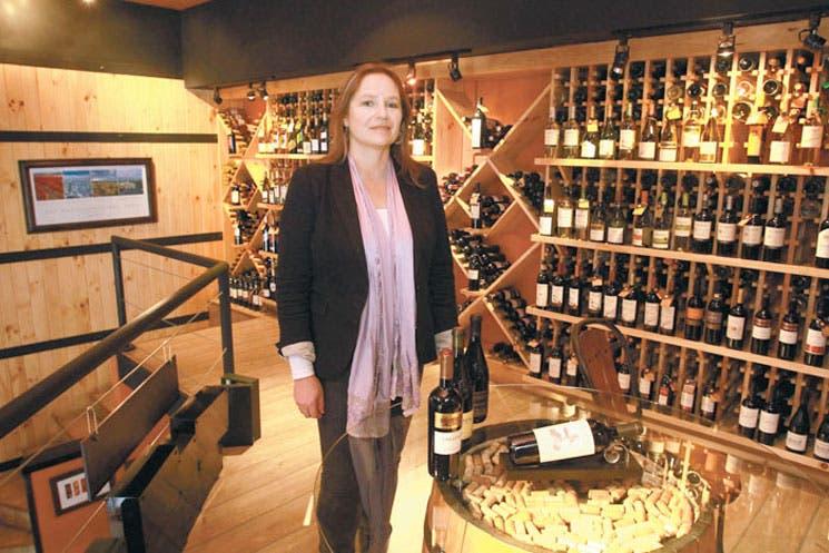 Embajadora del vino