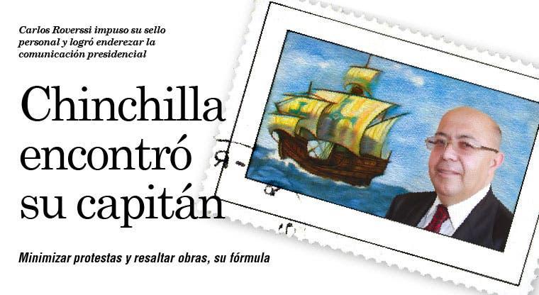 Chinchilla encontró su capitán