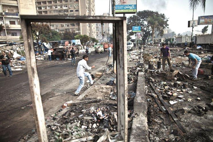 Obama cancela ejercicios militares con Egipto