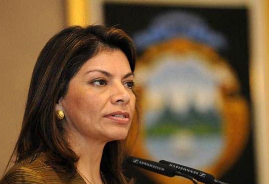 """Chinchilla: """"Nicaragua no respeta a los vecinos"""""""