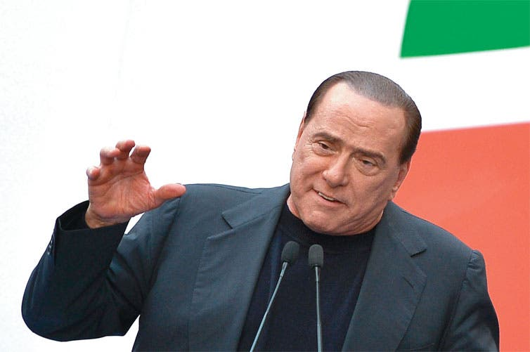 Berlusconi no pedirá indulto