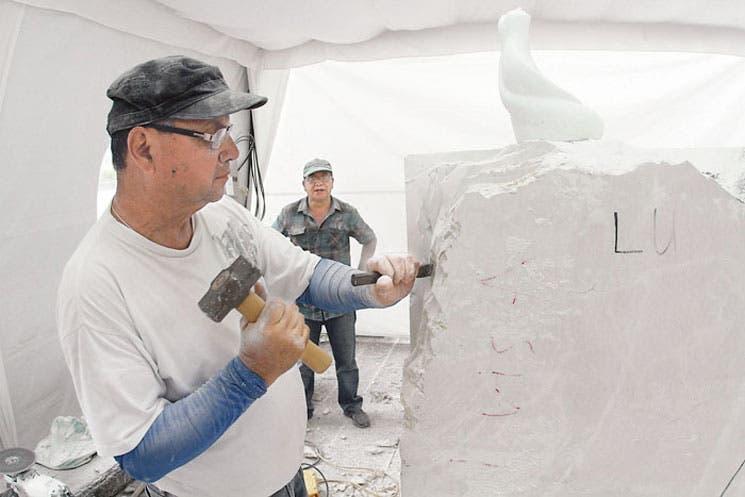 Esculturas toman vida en Heredia