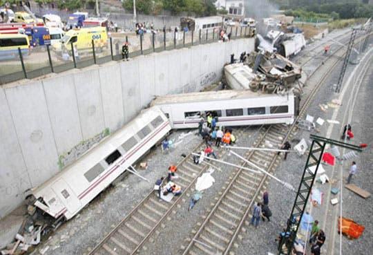 Imputados responsables de seguridad en accidente de tren