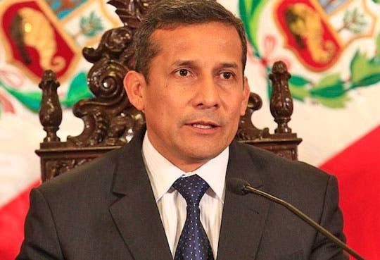 Humala destaca solidez de economía peruana