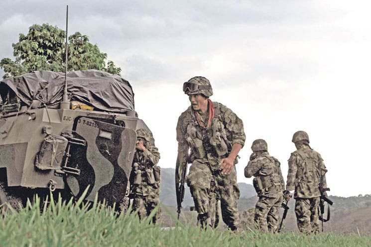 FARC admiten responsabilidad en conflicto