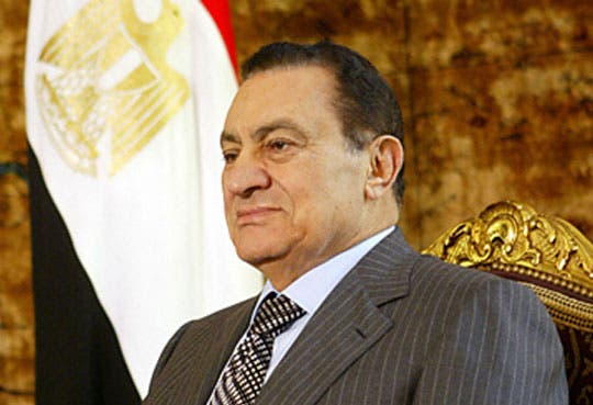 Ejército pone a Mubarak bajo arresto domiciliario