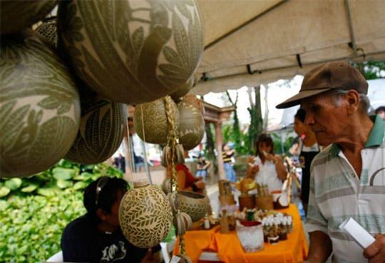 Feria anual de artesanos en el Wyndham