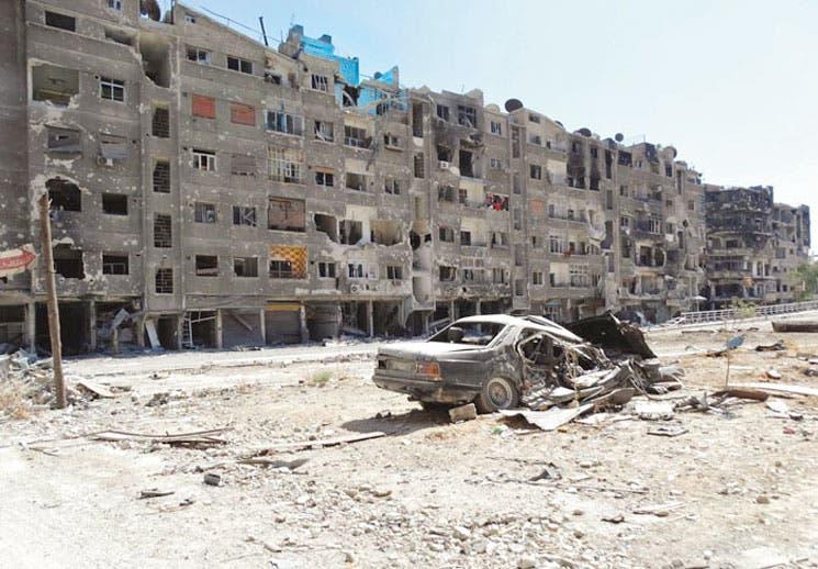 Más de un millar mueren en Siria por ataque químico