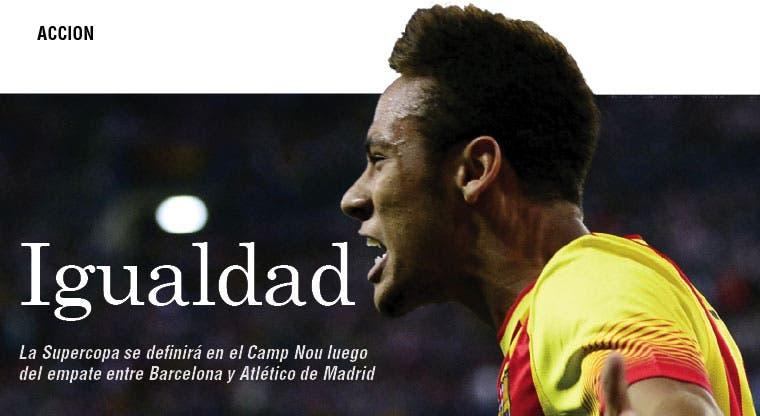 Neymar da aire al Barça