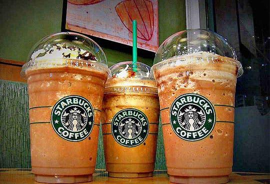 Starbucks celebra una década en Suramérica