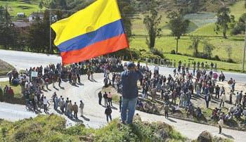 FARC hacen pausa por referendo