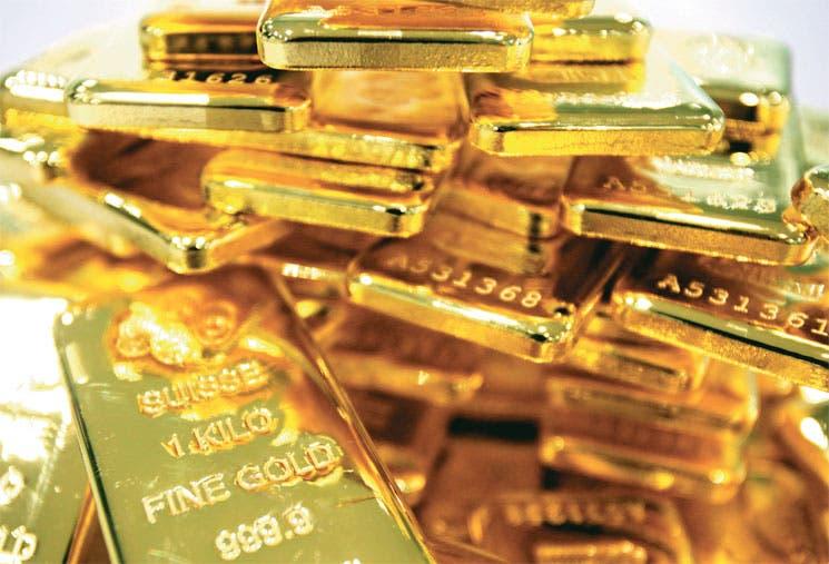 Oro se impone en tanto la Fed respalda reducción