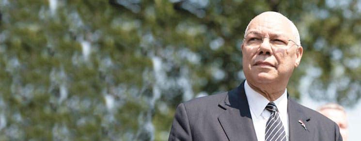 Powell, aconseja cautela en Siria