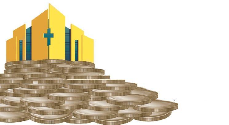 Cuestionan beneficio fiscal a Iglesia católica
