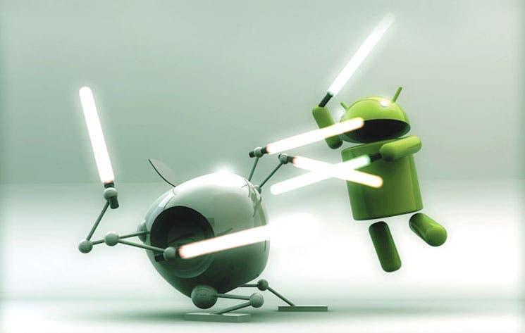 Samsung y Sony quieren adelantarse a Apple
