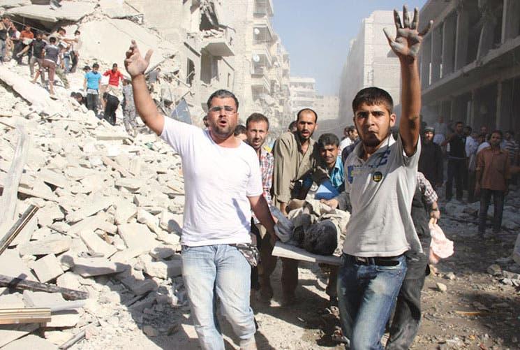 ONU investiga ataque químico en Siria