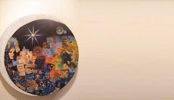 Zulay Soto trae los años 60 y 70 en collages