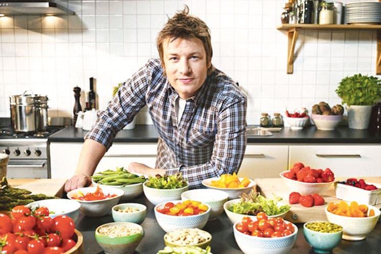 El chef Jamie Oliver crea polémica