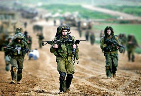 Israel despliega sistemas de defensa activa