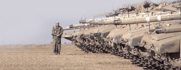 Respuesta a Siria sigue en pie