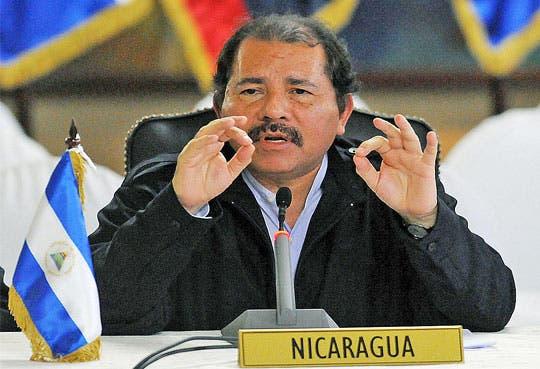 Ortega invita a Costa Rica al Parlacen