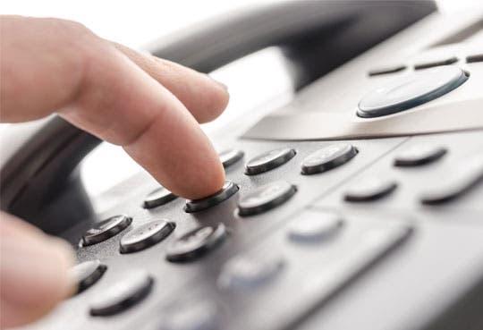 Asegurados sacarían citas por teléfono