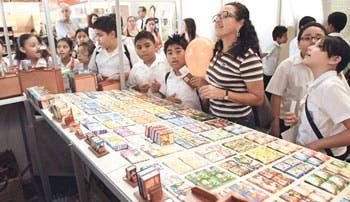 Feria Internacional del Libro cierra este domingo