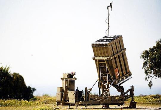 Israel instala batería antimisiles en Tel Aviv