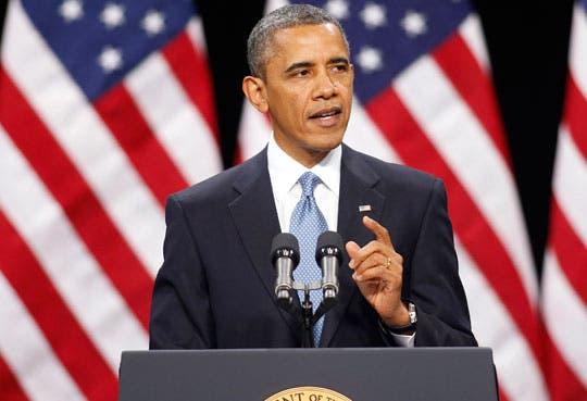 """Obama: """"Ataque químico del régimen sirio no quedará sin respuesta"""""""