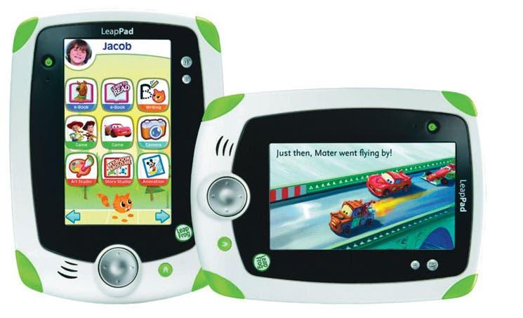 Tabletas para niños: los nuevos juguetes