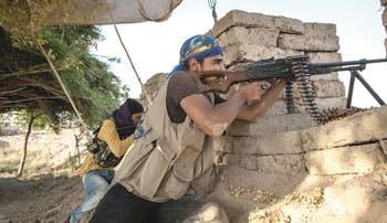 Rebeldes sirios lanzarán ofensiva total
