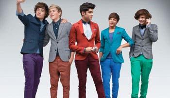 """One Direction y """"Getaway"""", novedades en el cine"""