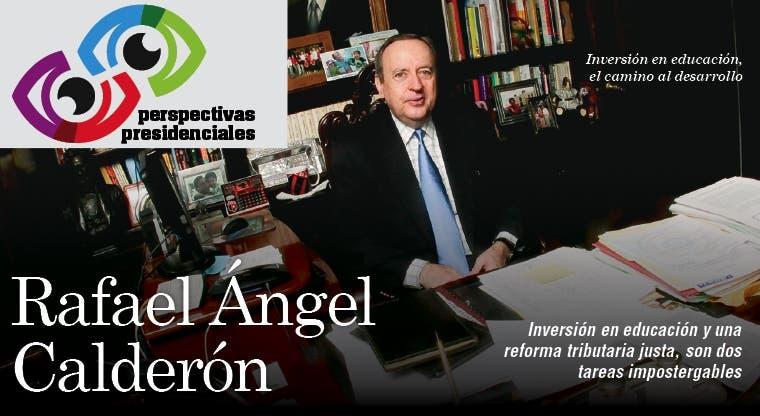 Rafael Ángel Calderón