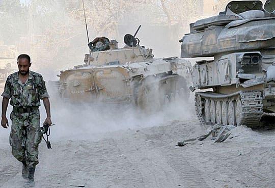 OTAN no prevé participar en intervención Siria
