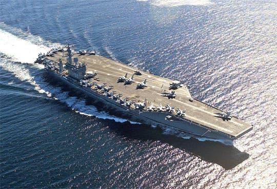 EE.UU. envía portaaviones Nimitz al Mar Rojo