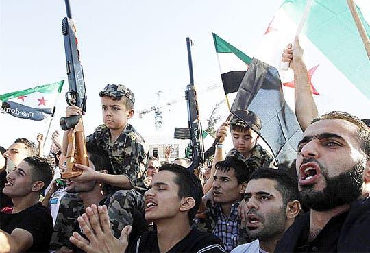 Piden acuerdo en Congreso de EE.UU. para atacar Siria