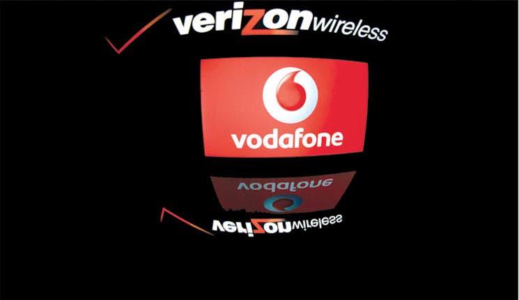 Verizon: mayor operador móvil de EE.UU.