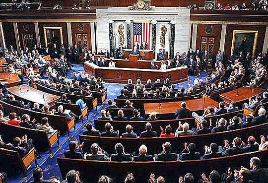 Presidente de Cámara Baja de EE.UU. apoya acción contra Siria