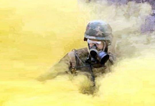 Pentágono advierte riesgo de proliferación de armas químicas