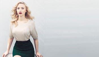 Scarlett Johansson no convence en Venecia