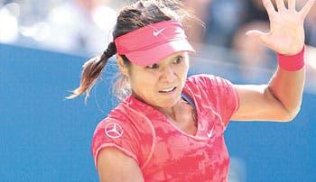 Li Na primera semifinalista