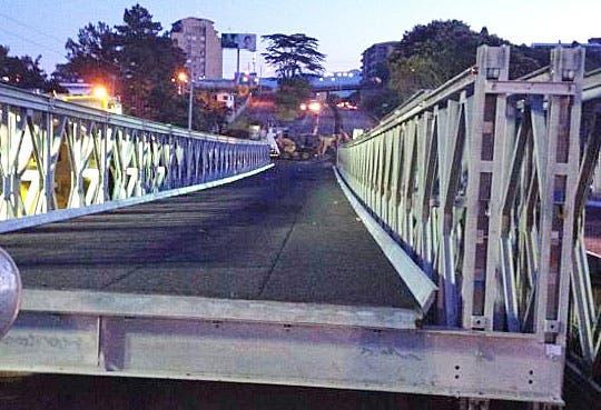 Tercer puente en Circunvalación casi listo