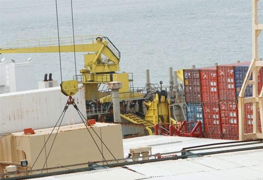 Advierten daños en concesión a APM Terminals