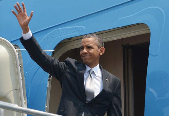 Obama cancela viaje de presión a California