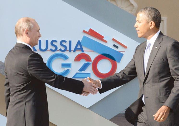 G20 opuesto a ataque contra Siria