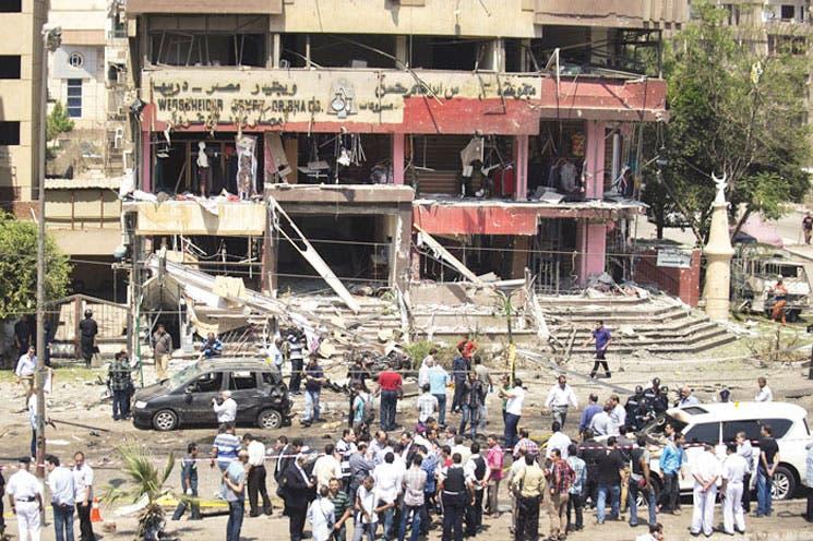 Atentado a ministro vira crisis egipcia